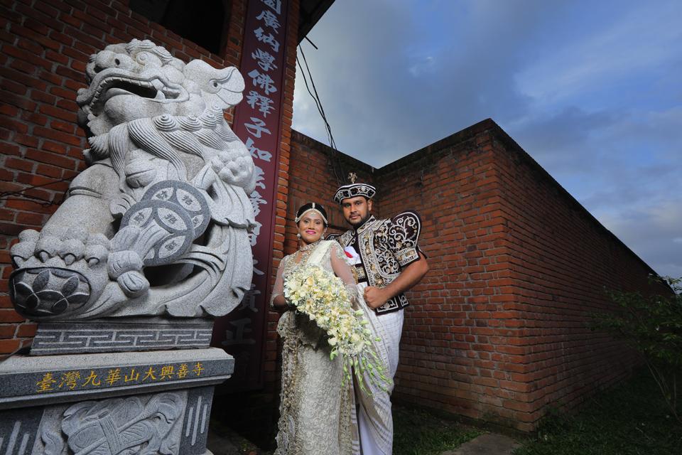 Bridal Dressing Salon In Sri Lanka